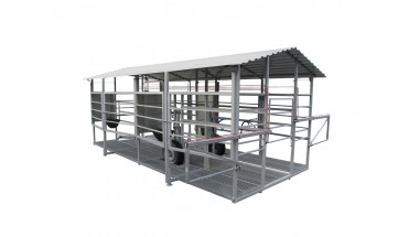 Mobile milking parlours