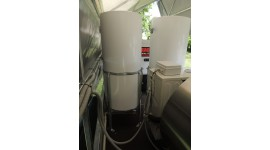 Kalt- und Heißwasser bereitstellende Boiler